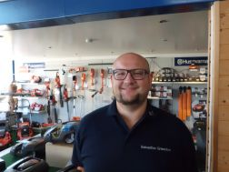Sebastian Griesdorn bei TENBERG – Gartentechnik GmbH & Co.Kg