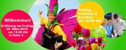 Frühjahrsmarkt Emsdetten 09 - 11. März